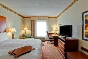 Hampton Inn & Suites Leesburg, Szállodák  Leesburg - big - 7
