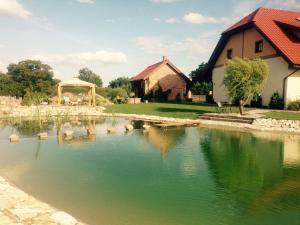 Siedlisko Nad Miedwiem, Penziony  Stargard - big - 38
