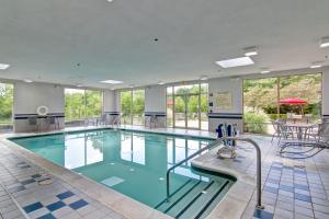 Hampton Inn & Suites Leesburg, Szállodák  Leesburg - big - 24