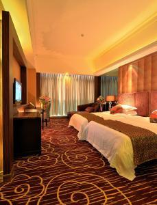 Meilihua Hotel, Отели  Чэнду - big - 9