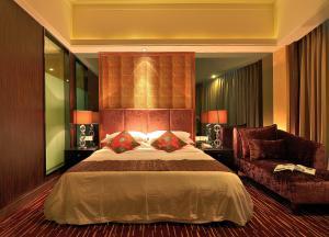 Meilihua Hotel, Отели  Чэнду - big - 8