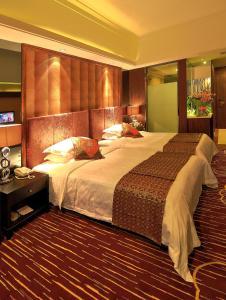 Meilihua Hotel, Отели  Чэнду - big - 17