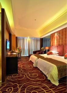 Meilihua Hotel, Отели  Чэнду - big - 18