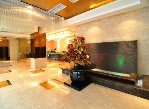 Meilihua Hotel, Отели  Чэнду - big - 19