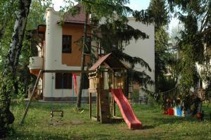Annie Villa, Apartmány  Siófok - big - 37