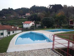 Casa D`Auleira, Farmy  Ponte da Barca - big - 67