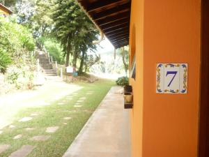 Eco Pousada Figueira Grande, Гостевые дома  Piracaia - big - 25