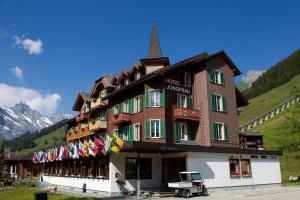 obrázek - Hotel Jungfrau Mürren