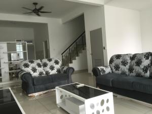 Quiet, Cozy Green 2-Storey@Legoland, Homestays  Johor Bahru - big - 6