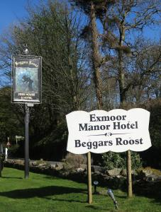 Exmoor Manor Hotel, Vendégházak  Lynton - big - 11