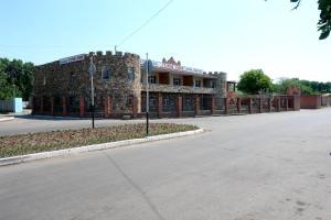 Гостиница Старый Замок, Ейск