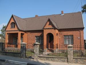 Усадьба Польский дом, Браслав