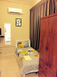 Haistar Homestay PHM2, Priváty  Johor Bahru - big - 11