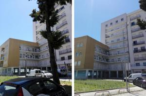 Apartamento Montes e Vales no Centro, Apartments  Vila Real - big - 63