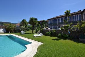 Casa Nobre do Correio-Mor, Гостевые дома  Ponte da Barca - big - 23