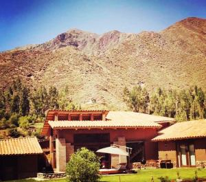 (Luxury Villa in Urubamba, Cusco, Peru)