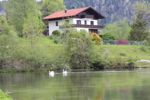 Haus an den Lechauen