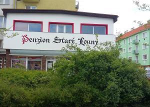 Penzion Staré Louny