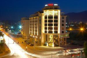 Une image de Hotel Vega Sofia