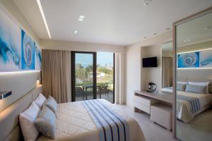 Marinos Beach Hotel-Apartments, Residence  Platanes - big - 20