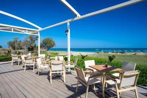 Marinos Beach Hotel-Apartments, Residence  Platanes - big - 36