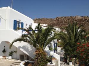 Studios Katerina, Apartmánové hotely  Platis Yialos Mykonos - big - 21