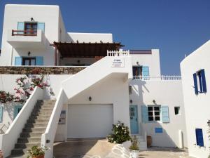 Studios Katerina, Aparthotely  Platis Yialos Mykonos - big - 22
