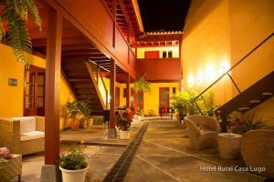 Гомера - Hotel Rural Casa Lugo