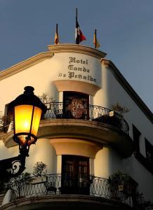 佩纳巴康德酒店 (Hotel Conde de Penalba)