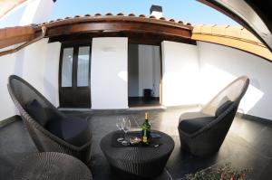 Habitación Familiar con terraza
