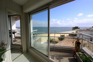 Appartement Arcachon sur la plage Pereire