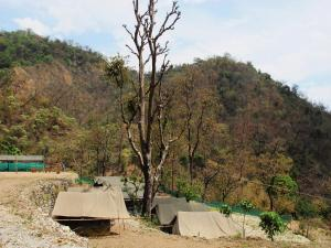 Exciting Adventure Camping & Rafting