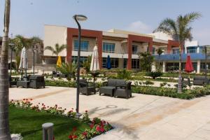 Tolip El Narges, Hotely  Káhira - big - 16