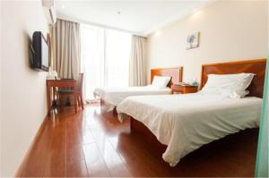 Greentree Inn Shanghai Century Park Business Hotel, Hotels  Shanghai - big - 3