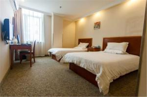 Greentree Inn Shanghai Century Park Business Hotel, Hotels  Shanghai - big - 6
