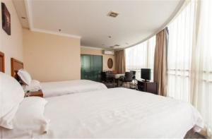 Greentree Inn Shanghai Century Park Business Hotel, Hotels  Shanghai - big - 23