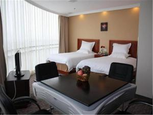 Greentree Inn Shanghai Century Park Business Hotel, Hotels  Shanghai - big - 4
