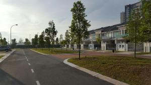 Quiet, Cozy Green 2-Storey@Legoland, Ubytování v soukromí  Johor Bahru - big - 2