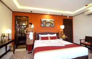 Golden Bell Hoi An Boutique Villa, Hotel  Hoi An - big - 60
