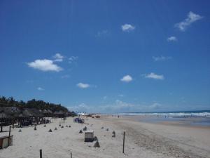 Hotel Praia do Futuro, Penzióny  Fortaleza - big - 38