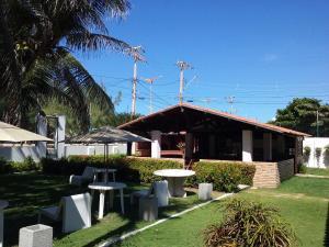 Hotel Praia do Futuro, Penziony  Fortaleza - big - 29