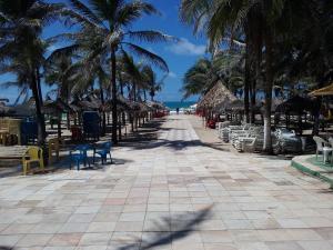 Hotel Praia do Futuro, Penziony  Fortaleza - big - 39