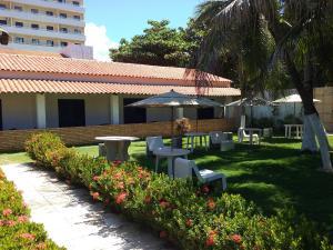 Hotel Praia do Futuro, Penziony  Fortaleza - big - 42