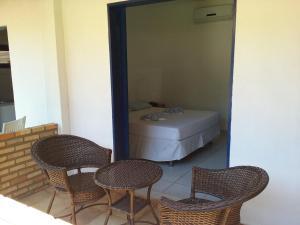 Hotel Praia do Futuro, Penziony  Fortaleza - big - 5