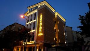 Тирана - Senator Hotel