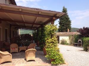 Azienda Agricola Buon Riposo, Vidiecke domy  San Giovanni a Corazzano  - big - 35