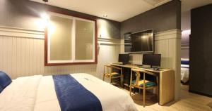 Aria Motel, Motely  Changwon - big - 3
