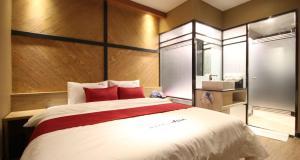 Aria Motel, Motely  Changwon - big - 4