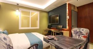 Aria Motel, Motely  Changwon - big - 11