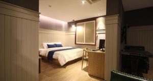 Aria Motel, Motely  Changwon - big - 6